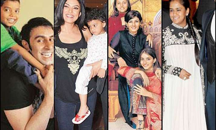 bollywood celebs and their adopted kids see pics