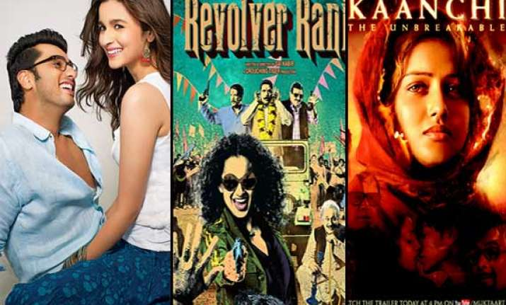 box office report 2 states dominates kaanchi and revolver