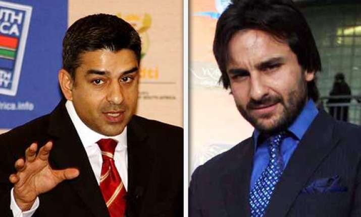 brawl was not a publicity stunt says saif ali khan
