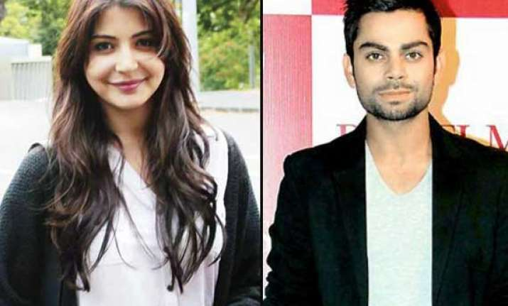 busy bees anushka and virat finally find time together in