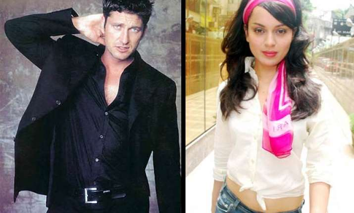 butler whisks off kangna to a four day holiday