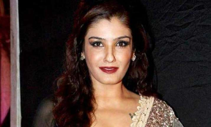can t devote the time reality shows demand raveena tandon