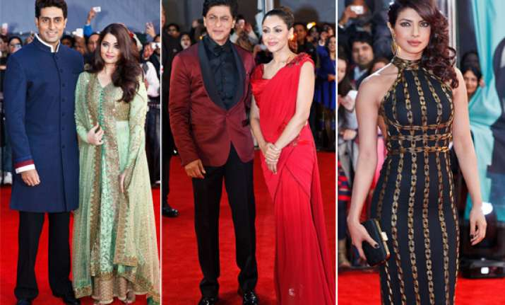celebs glittered at the red carpet of toifa awards view pics