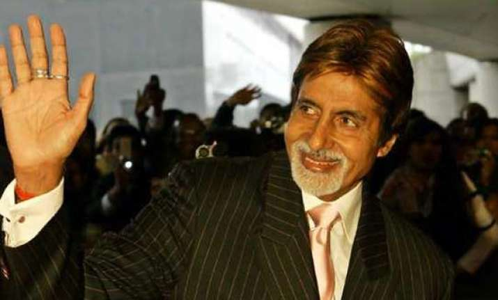celebrities are not aliens they are humans says big b