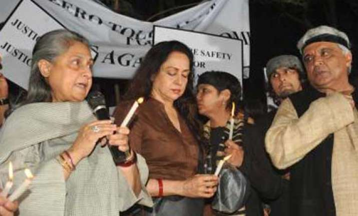 celebs join peace march for delhi gangrape victim