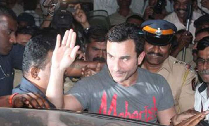 chargesheet filed against saif in hotel brawl case