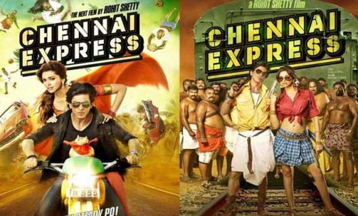 chennai express breaks ek tha tiger s and 3 idiot s records