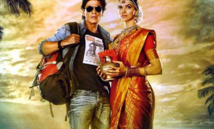 chennai express collects rs. 150 crore in three days
