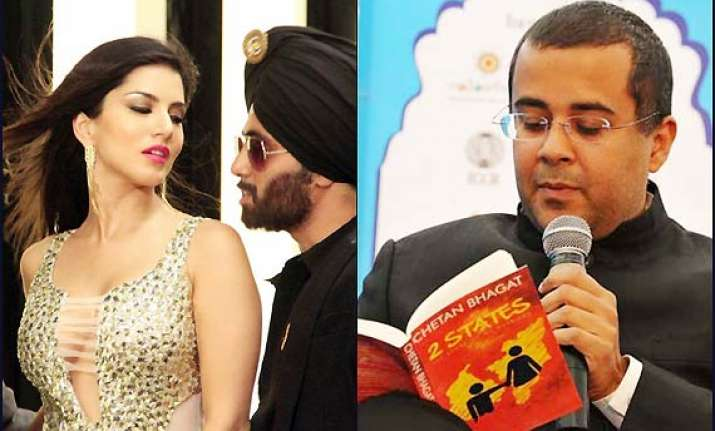 not 2 states songs but sunny leone s babydoll is a