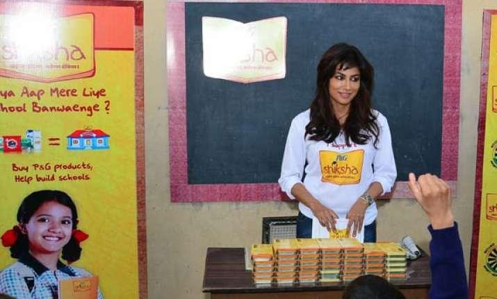 chitrangada singh won t propagate leaving education