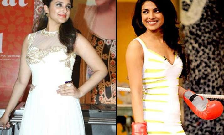 chopra sisters to clash again priyanka s mary kom vs