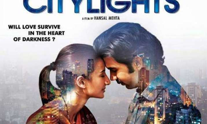 citylights movie review rajkumar rao gives another award