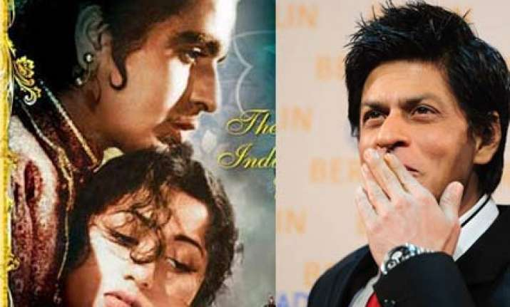 classics like mughal e azam cannot be remade says srk