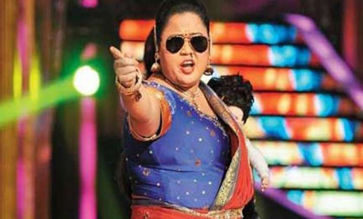 comedian bharti expresses love for dharmendra tv snippets