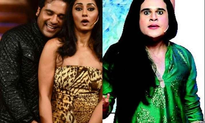comedian krushna abhishek refutes doing a sex comedy view