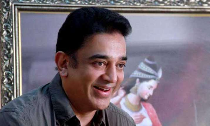 compete and co exist kamal haasan