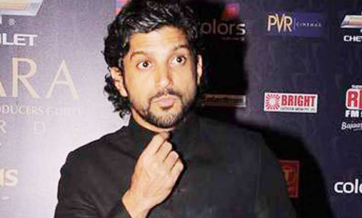 confident farhan working hard to play character of milkha