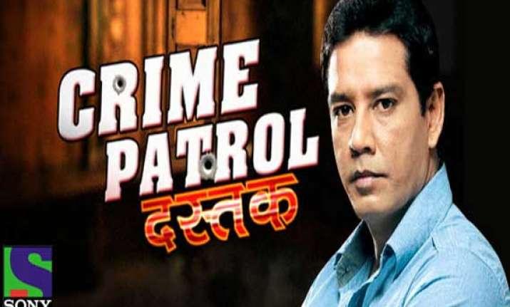 court stops telecast of sony s crime patrol chautala episode