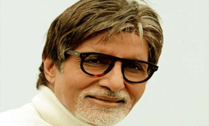 big b receives maestro award from veteran subhash ghai