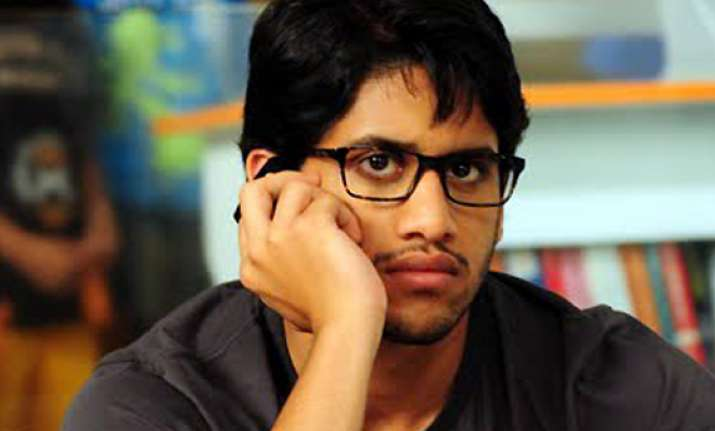 dad challenges me with his roles naga chaitanya
