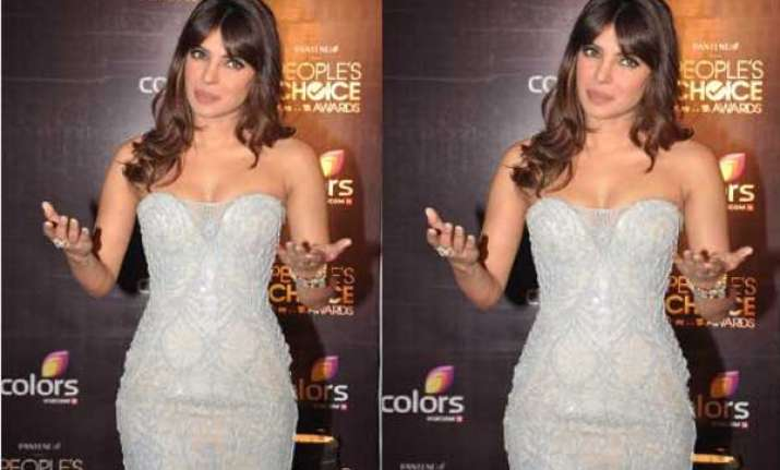 dad s frail health makes priyanka chopra forget her lines