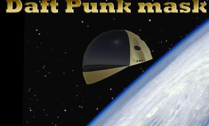 daft punk s new album lucky for mask maker