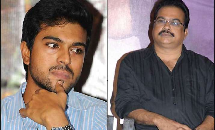 danayya to team up with ram charan teja