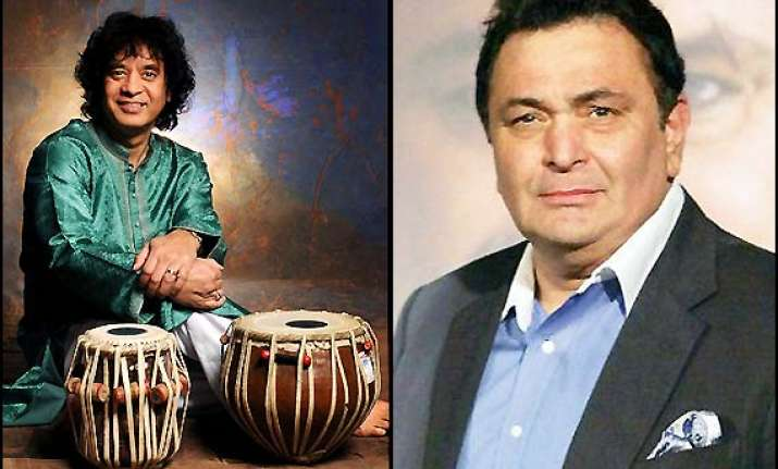 rishi kapoor zakir hussain get deenanath mangeshkar awards