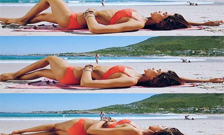 deepika padukone to don a bikini again