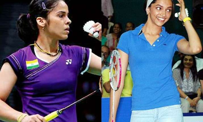 deepika padukone to play saina nehwal in mahesh bhatts