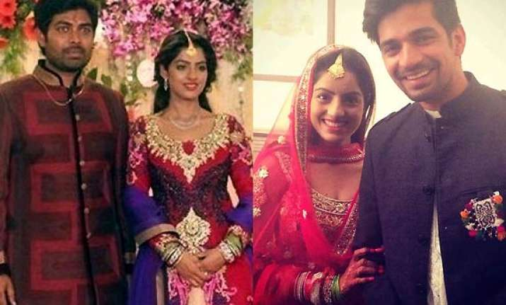 breaking diya aur bati hum actress deepika singh marries
