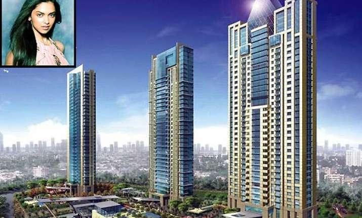 deepika buys a rs 16 cr apartment on 26th floor in mumbai