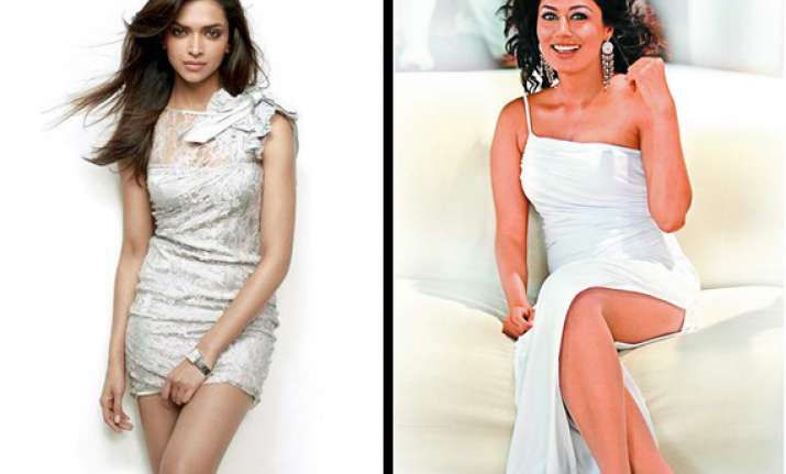 deepika chitrangada battle over same pink outfit