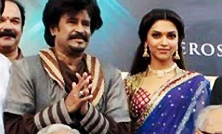 deepika padukone to pair with rajini in kochadaiyaan