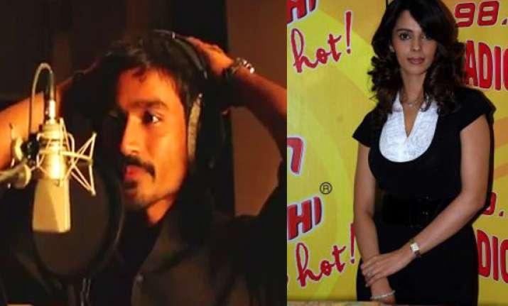 dhanush mallika named hottest vegetarian celebrities of 2011
