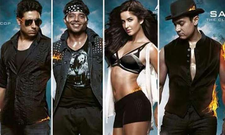 dhoom 3 box office collection rs 233.57 cr worldwide in