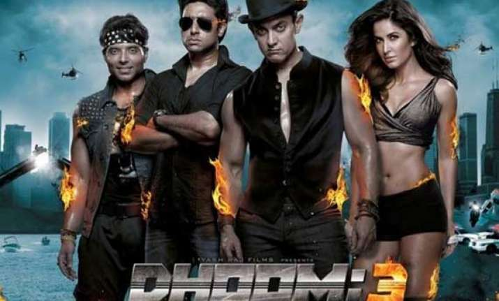 dhoom 3 trailer is here view trailer