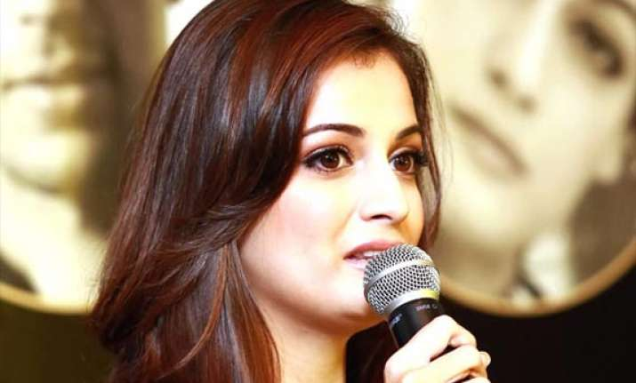 dia mirza says bobby jasoos a female oriented commercial