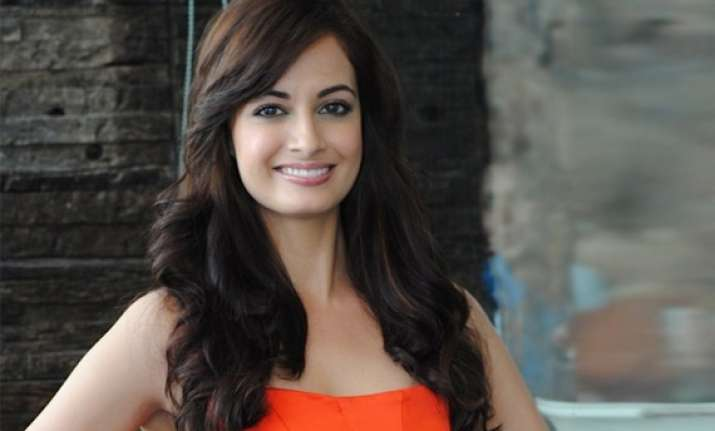 dia mirza fined by customs for duty evasion