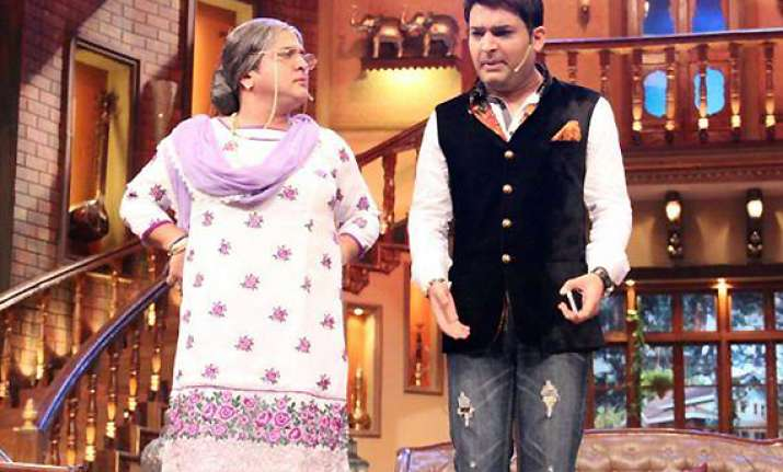 difficult to make people laugh says comedian kapil sharma