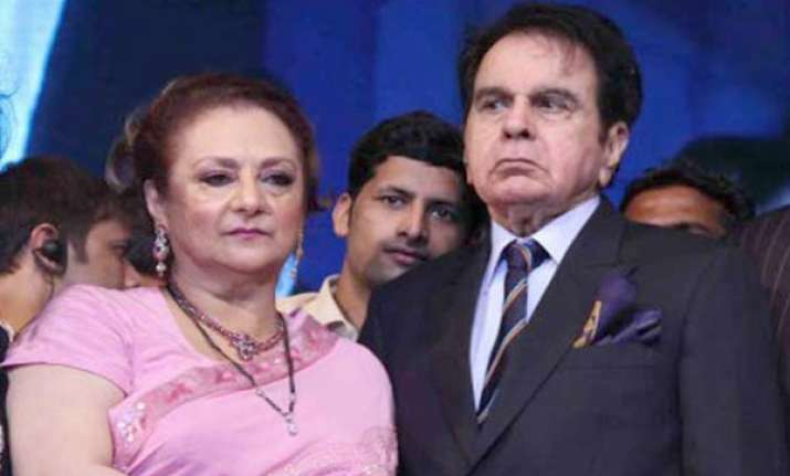dilip kumar at 90 wife saira remembers 46 years of love