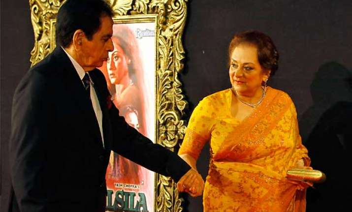 dilip kumar not to celebrate 90th birthday