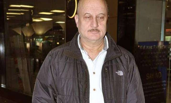 director claims anupam kher tried to derail film he denies