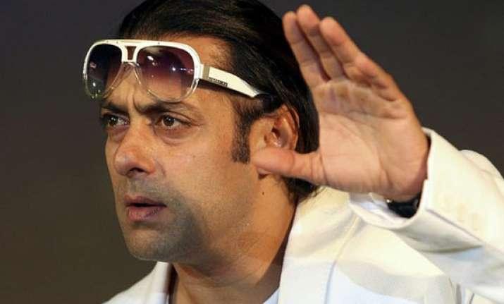 don t call me bhai says salman khan