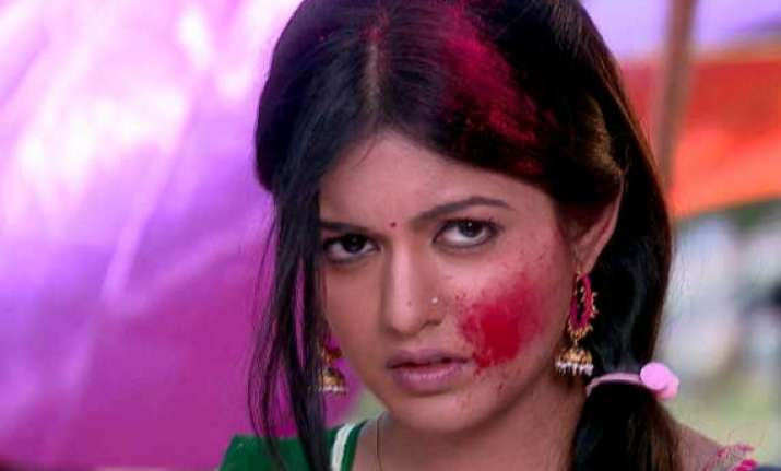 ek ghar banaunga story update poonam gets kidnapped