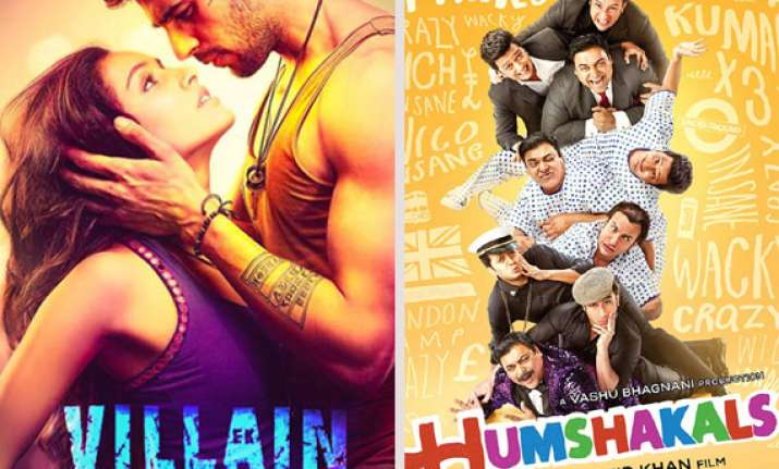 ek villain opens big humshakals drops holiday continues