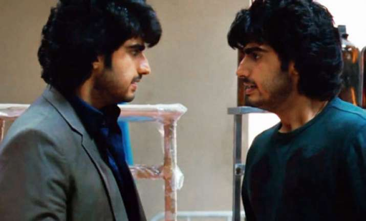 every actor dreams of taking double role challenge arjun