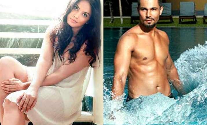 ex lovers randeep hooda neetu chandra to reunite again