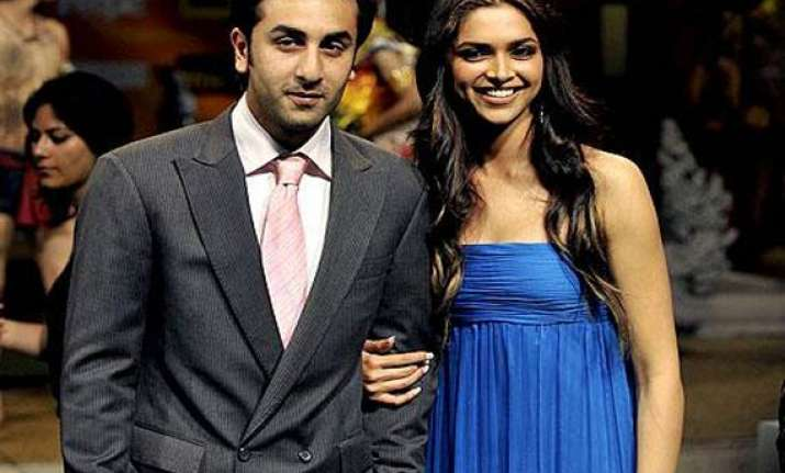 excited to work with ranbir again says deepika