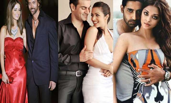 fairytale romances of bollywood couples